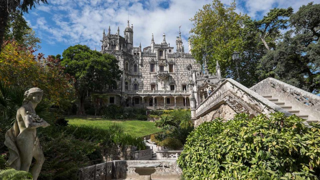 Sintra Regaleira Estate