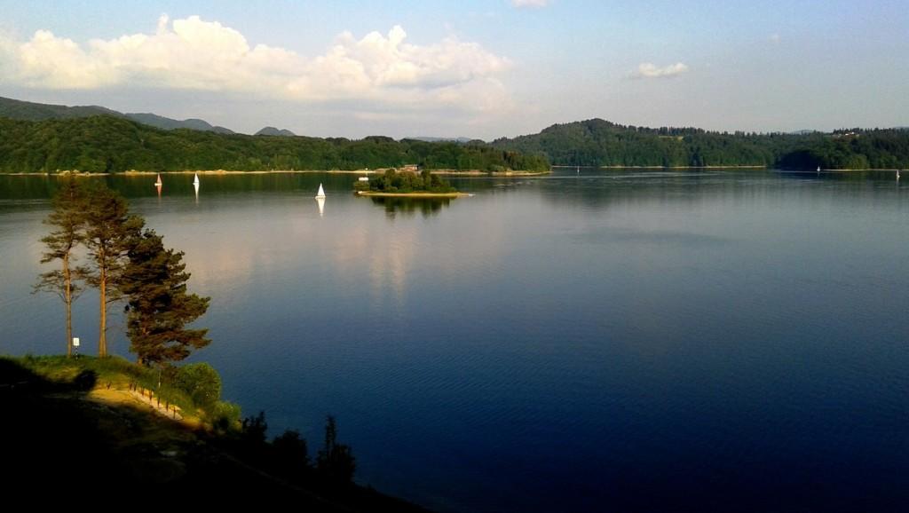 polanczyk jezioro solinskie 6