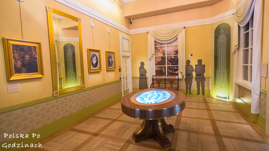 Polin warszawa interaktywna wystawa