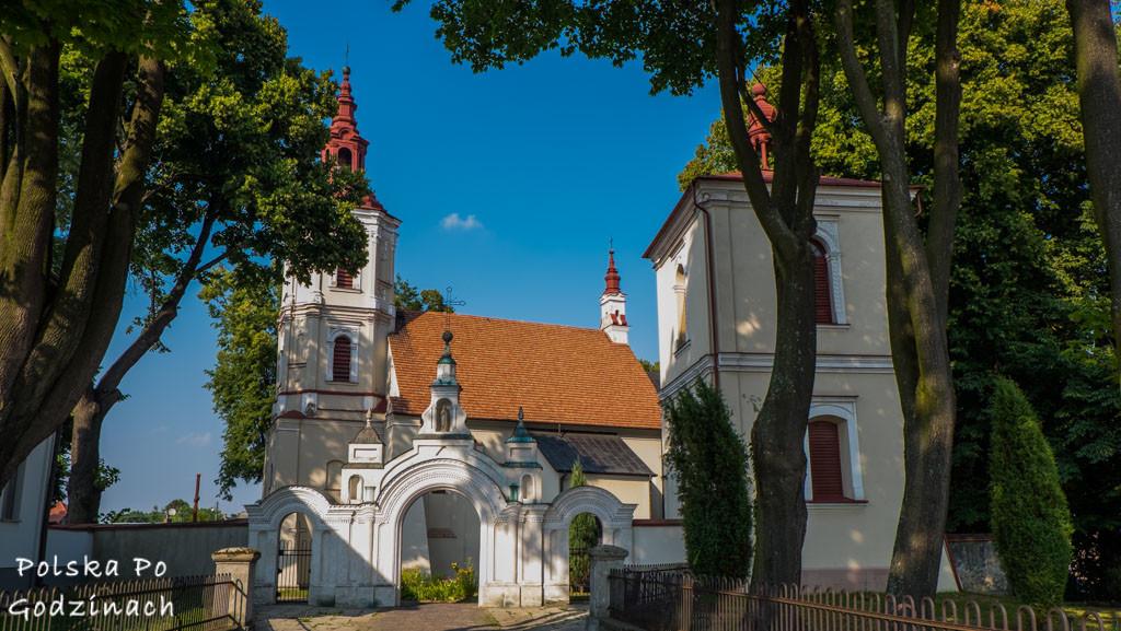 Szczebrzeszyn kościół