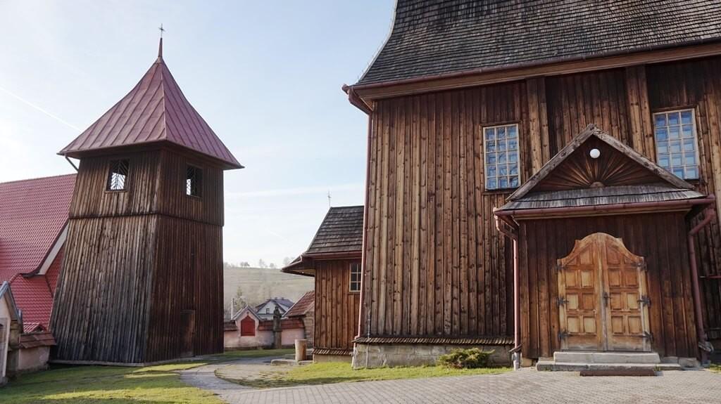 Rajbrot Szlak Architektury Drewnianej