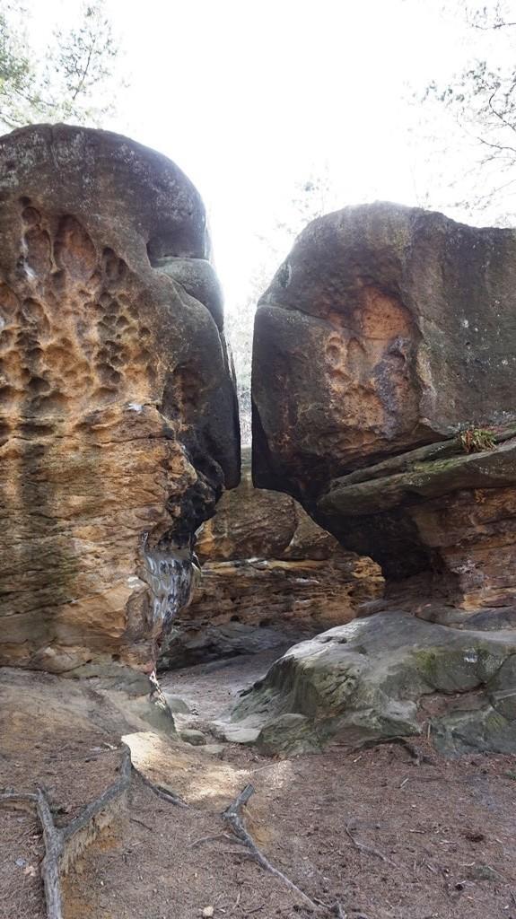 Nowy Wiśnicz kamienie brodzińskiego