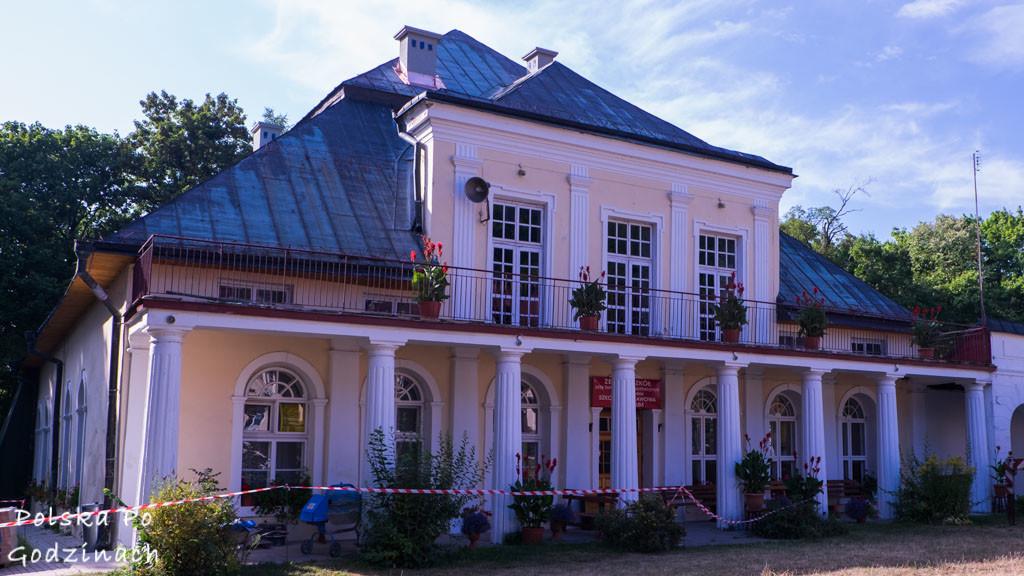 Roztocze Krasnobród sanatorium