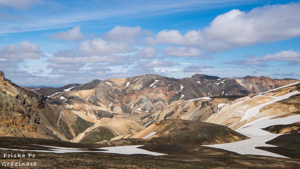 Landmannlaugar - Islandia