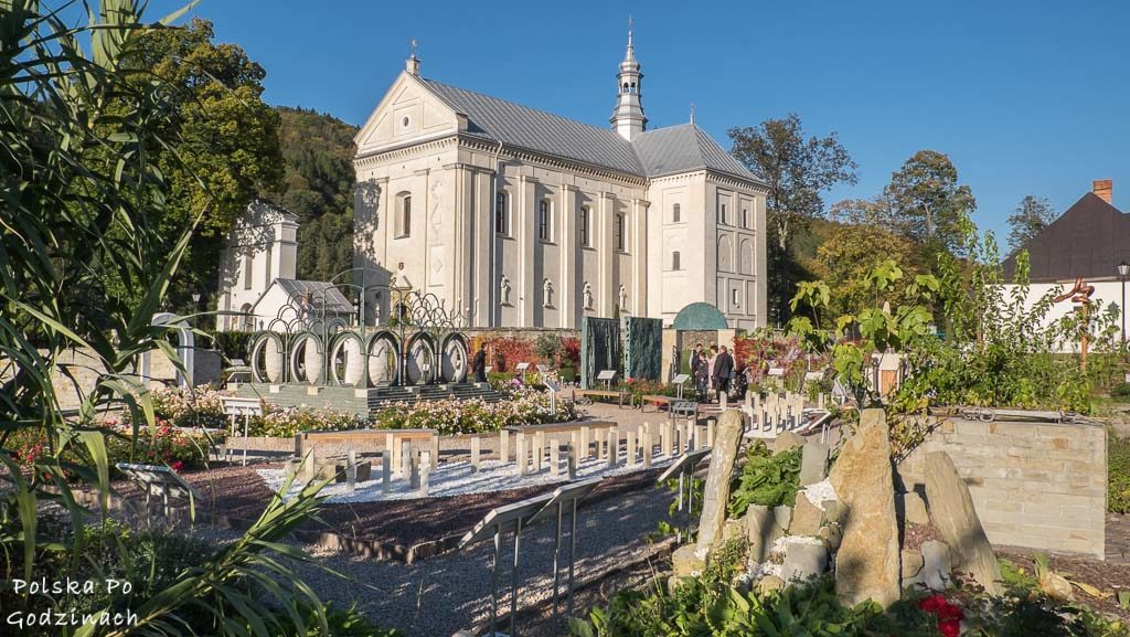 Muszyna atrakcje turystyczne - ogród biblijny
