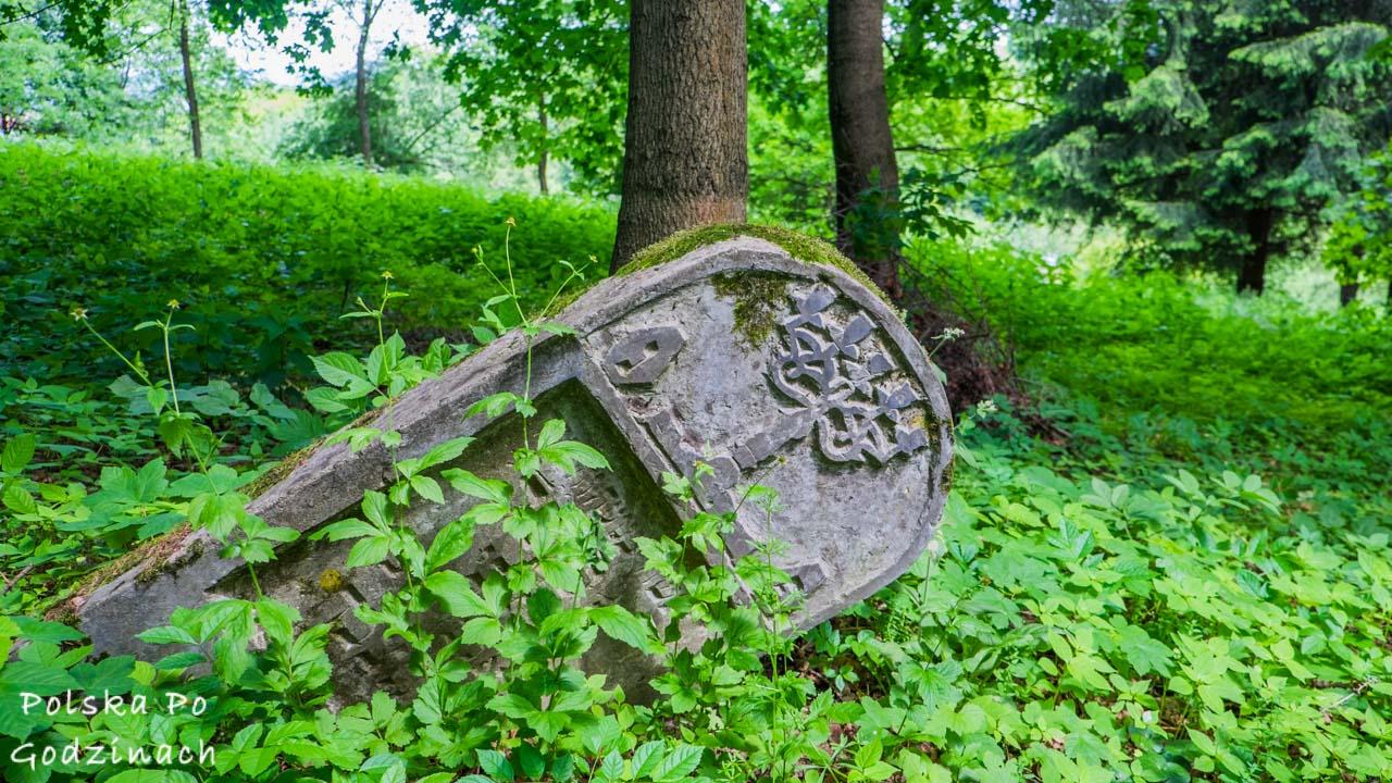 kirkut w Lesku czyli stary cmentarz żydowski