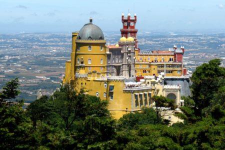 Sintra – kraina pałaców pod Lizboną. Zobacz co warto zobaczyć w Sintrze