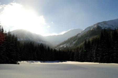 Pierwsza zimowe kroki- Dolina Jarząbcza i Chochołowska
