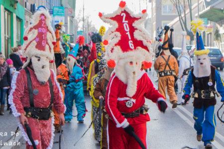 Jukace- żywiecka tradycja noworoczna