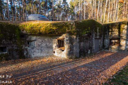 Bunkry w Węgierskiej Górce- Westerplatte Południa