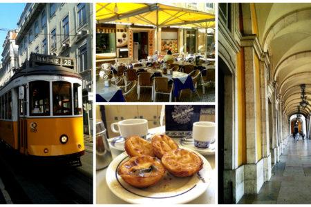 Lizbona. Sprawdź za co pokochaliśmy stolicę Portugalii.