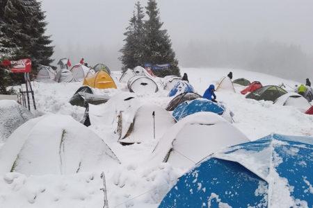 Relacja z Wintercampu na Turbaczu