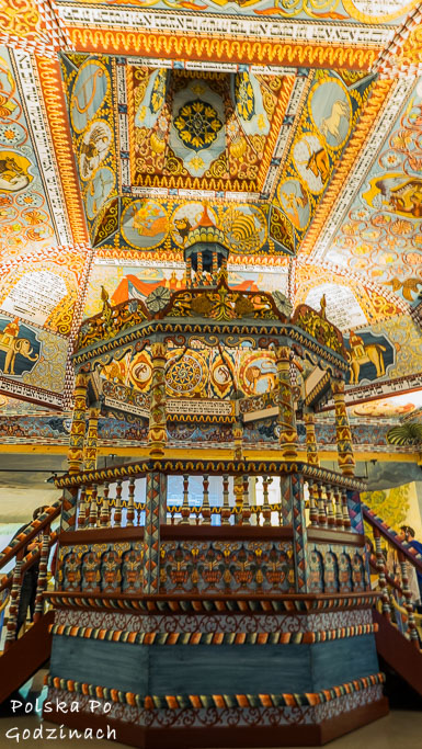 synagoga w gwoźdźcu rekonstrukcja polin