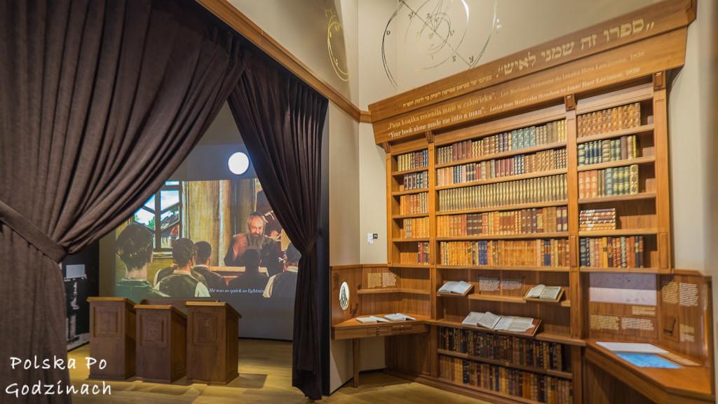 Polin Muzeum żydzi