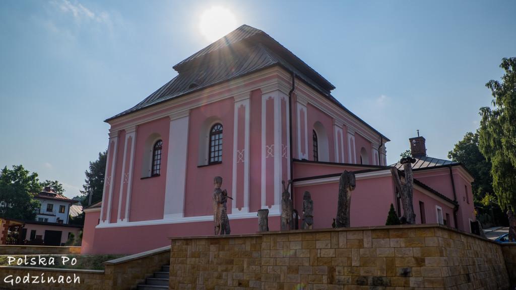 Szczebrzeszyn synagoga żydowska