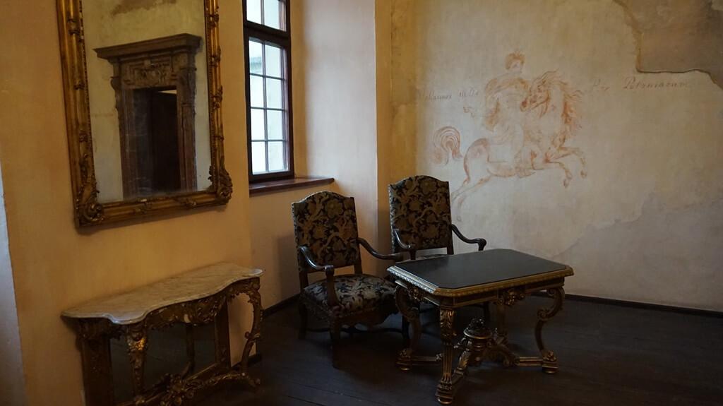 Nowy Wiśnicz Zamek Kmitów-Lubomirskich wnętrza