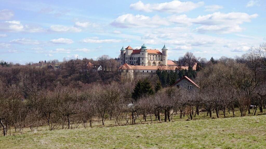 Nowy Wiśnicz zamek kmitów-lubomirskich