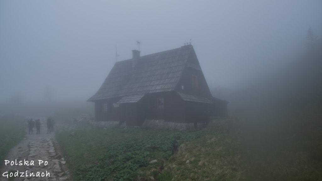 Hala Gąsienicowa Czarny Staw