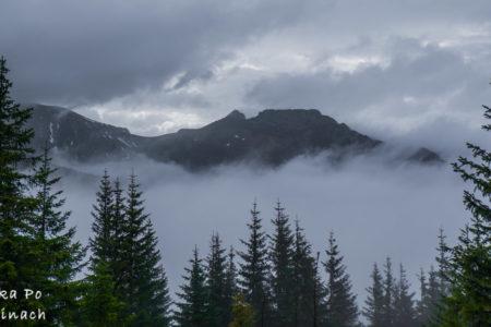 Majowy Kasprowy – Tatry piękne w deszczu
