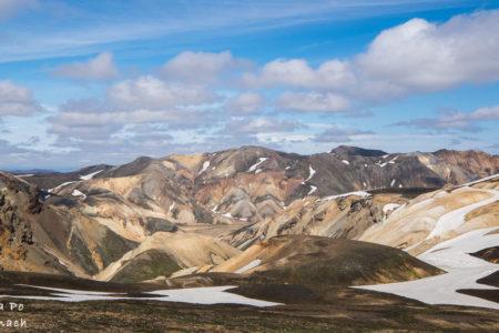 Z Landmannalaugar do Thorsmork, czyli hiking przez tęczowe góry Islandii