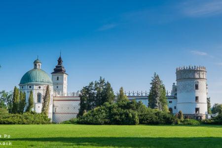Zamek w Krasiczynie – perła renesansu na Podkarpaciu