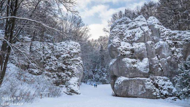 Brama Krakowska w Ojcowski Parku Narodowym. Niezwkła skalna atrakcja.