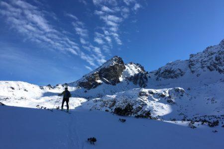 Skitoury w Tatrach- spróbuj czegoś nowego!