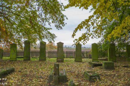 Cmentarz Mennonitów w Stogach Malborskich