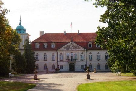 Szlak Książęcy: Pałac w Nieborowie i Ogrody w Arkadii