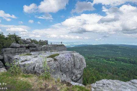 Wędrówki dookoła Gór Stołowych: Góry Stołowe i kłodzkie zdroje