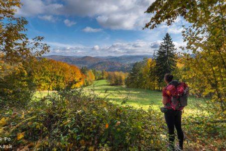 Jesienne wędrówki po Beskidzie Śląskim- szlaki turystyczne z Wisły
