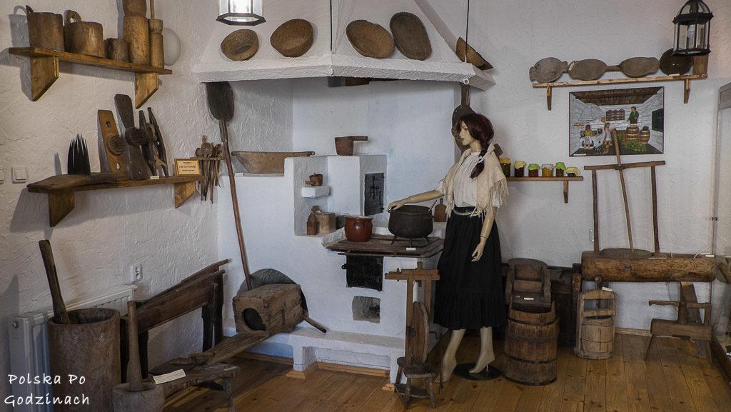 muzeum regionalen Państwa Muszyńskiego w starym zajeździe to kolejna atrakcja turystyczna w Muszynie