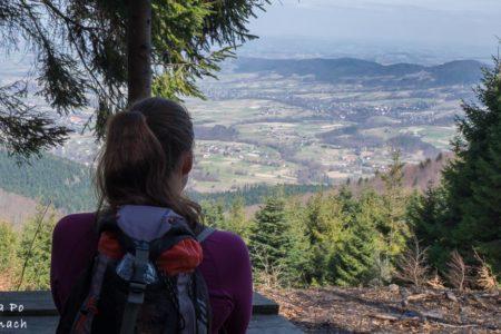 Zdobywamy Lubomir – Beskid Wyspowy wiosną