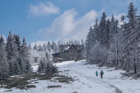 Klimczok ze Szczyrku- Szukając wiosny, znaleźliśmy zimę…