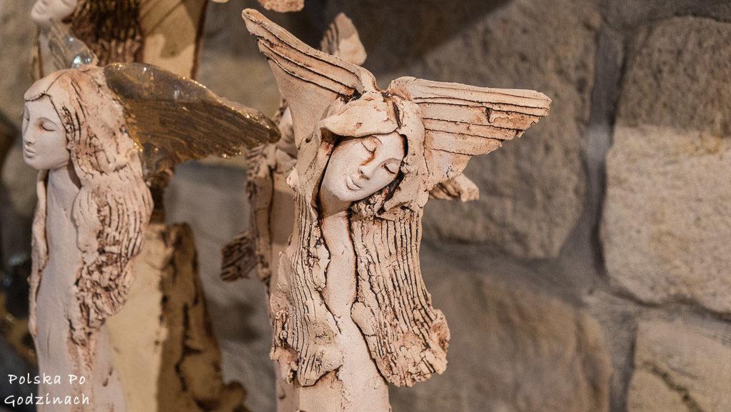 Anioły z Lanckorony