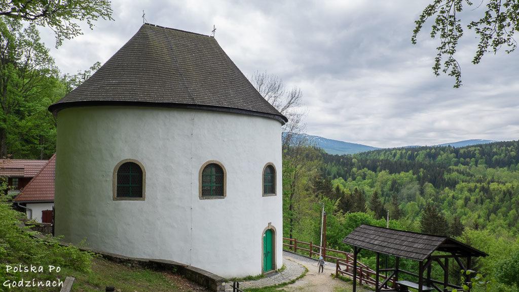 Kaplica św Anny w drodze na Karpacz