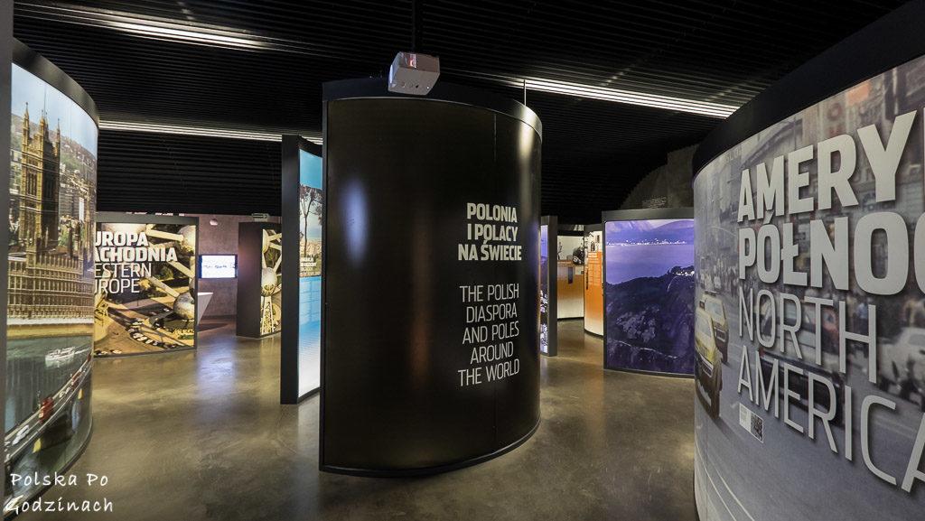 Muzeum Emigracji w Gdyni to ciekawe ujęcie zagadnienia migracji.
