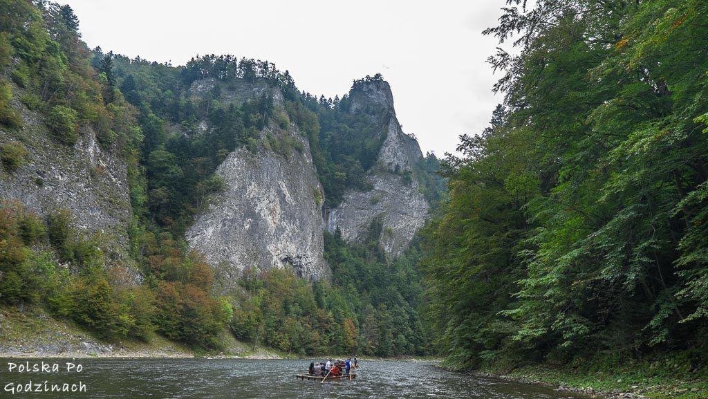 Najpierw w Góry, potem na spływ- spływ Dunajcem przyciąga rzesze zainteresowanych.