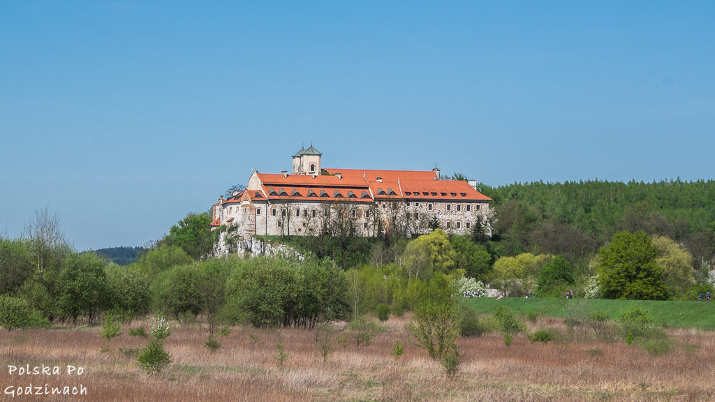 Klasztor w Tyńcu to zdecydwanie ciekawe miejsce na mapie Małopolski.