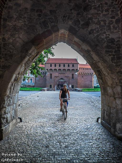 rowerem do pracy dojazd