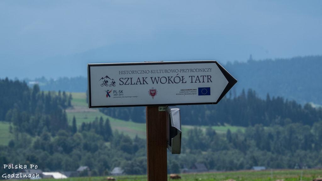 Znaki na Szlaku Wokół Tatr