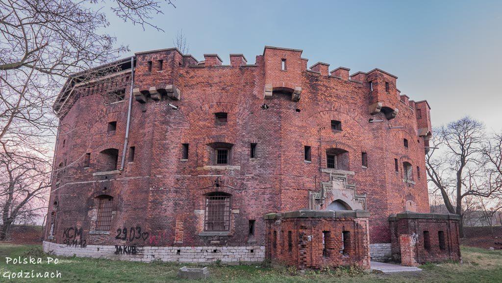 Fort Benedykta na Podgórzu w Krakowie
