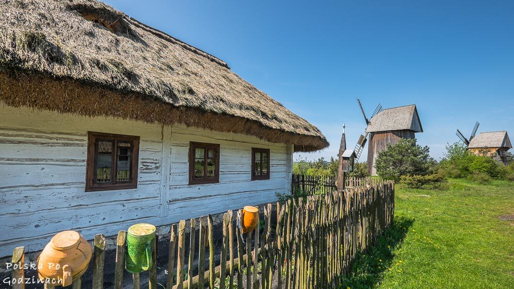 Skanse w Tokarni to turystyczna atrakcja regionu
