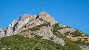 Giewont w Tatrach i podróże po Polsce