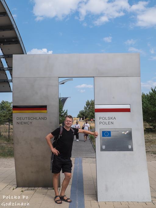 9bf607815ca448 Niemiecko-polska granica: kiedyś pełna zasieków, dziś idealny teren do  rekreacji. Zaczynamy!