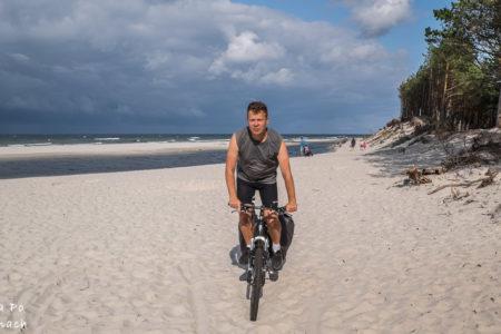Trasa rowerowa R10, czyli rowerem wzdłuż wybrzeża Bałtyku