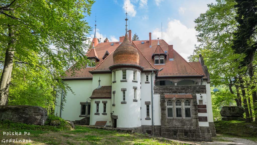 Dom Hauptmanna w Jagntiatkowie