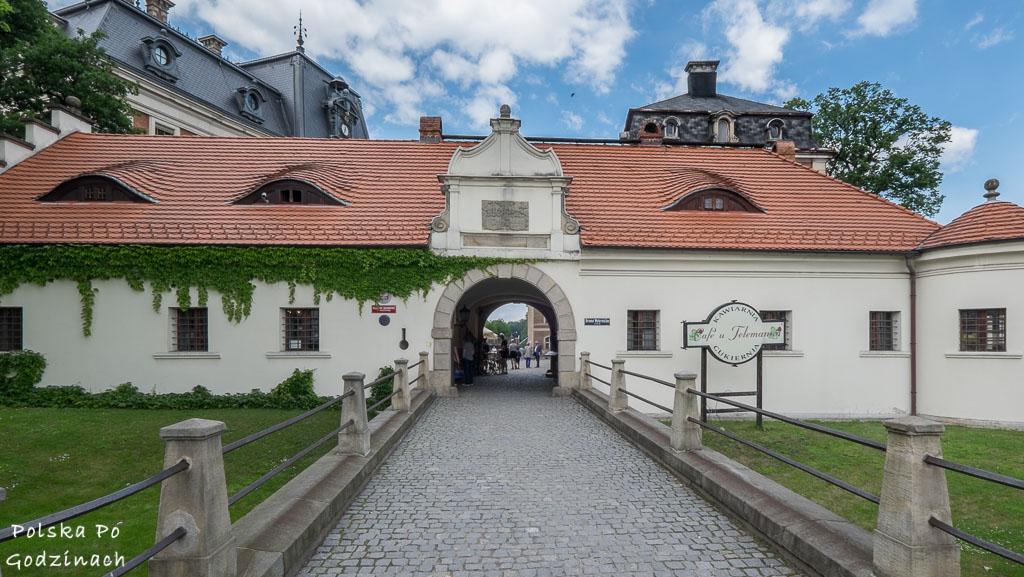 Brama Wybrancow Pszczyna
