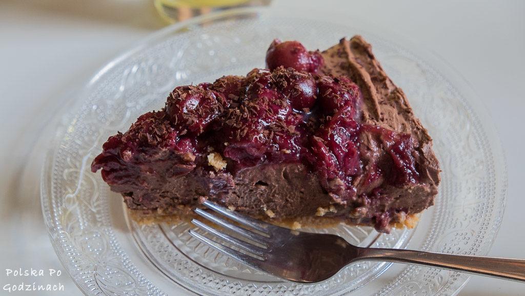 atrakcje pszczyny dobre ciasto czekoladowe