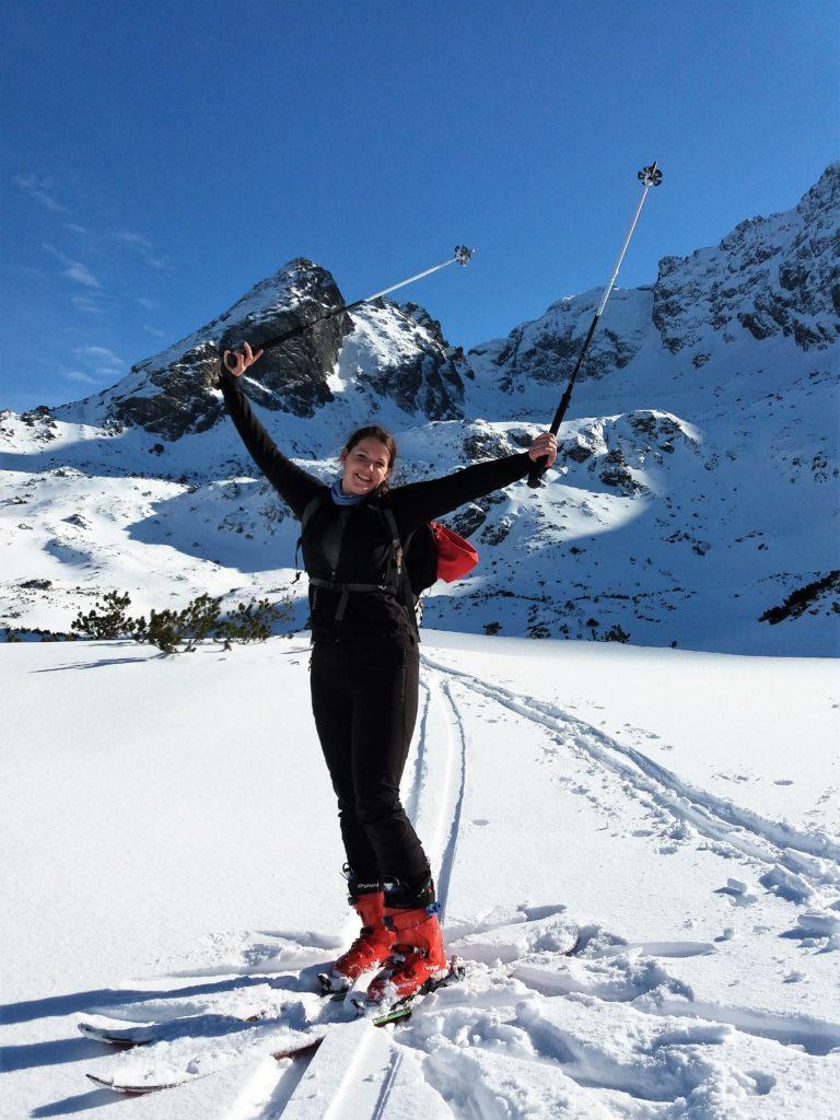 Skitoury świetnie nadadzą się zimą